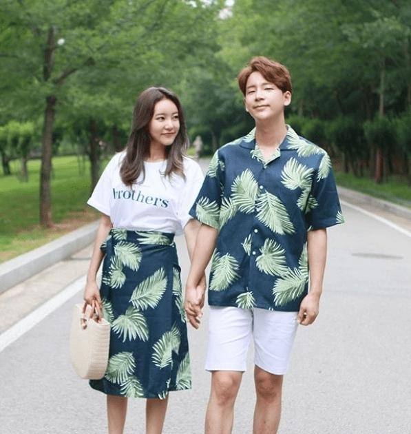 แฟชั่น คู่รัก เกาหลี
