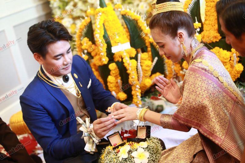 ฟลุค จิระ แอปเปิ้ล สีสะเหงียน อัพเดท งานแต่ง หวาน วันนี้ที่รอคอย
