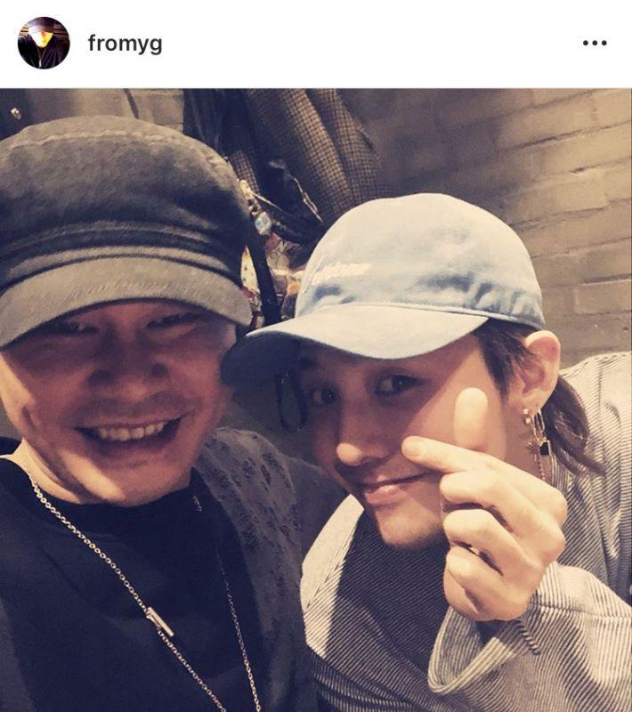 ยางฮยอนซอก ลาออก YG Entertainment