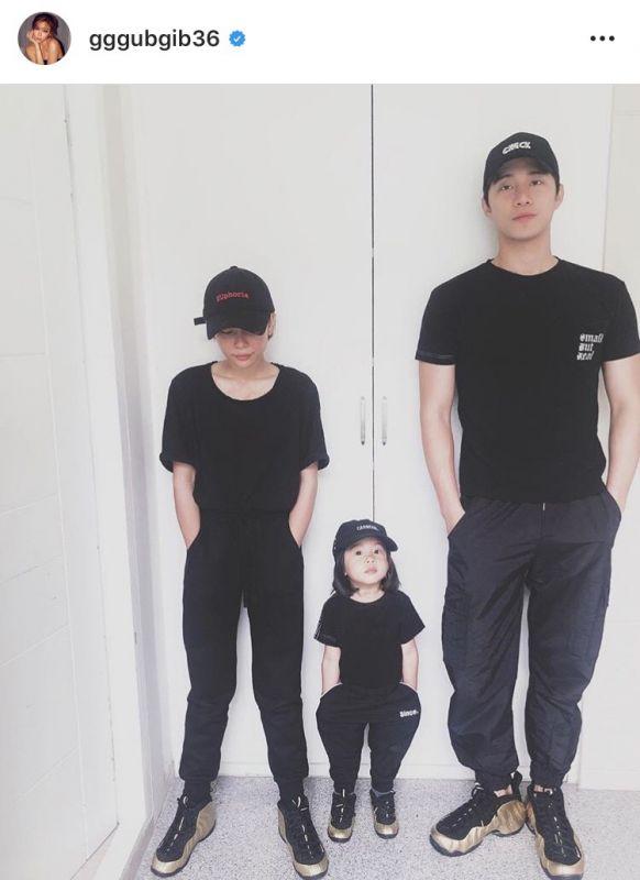 บี้ กุ๊บกิ๊บ ลูก คนที่ 2 น้องเป่าเปา เกาหลี ทริป