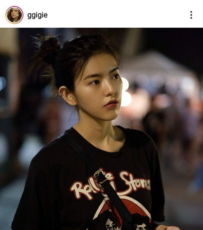 แพม จีจี้ สโรชา สาวสวย สวยแซ่บ นักแสดง