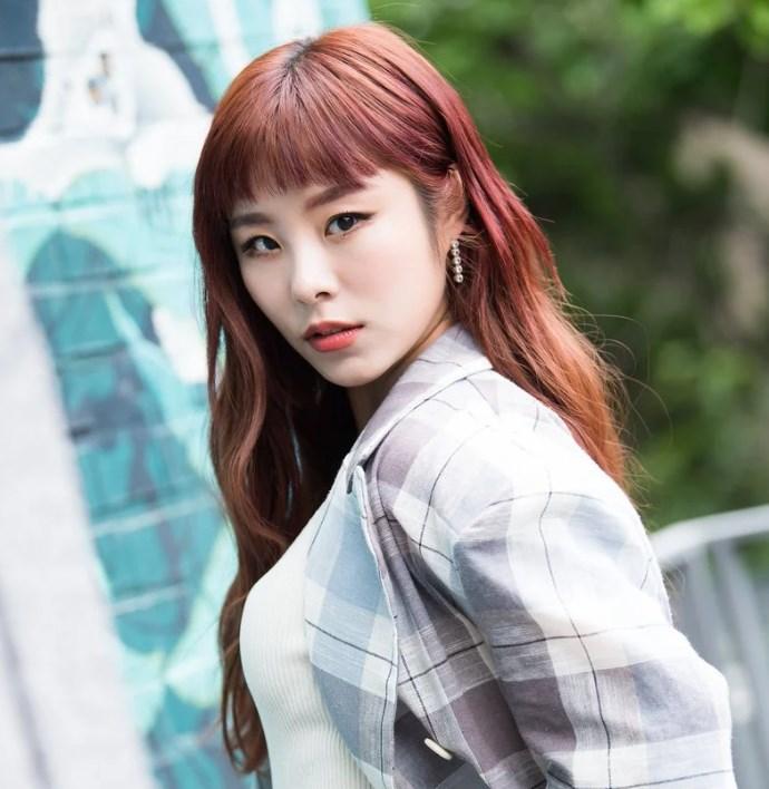 ศิลปิน ผู้หญิง เกิร์ลกรุ๊ป ดัง kpop