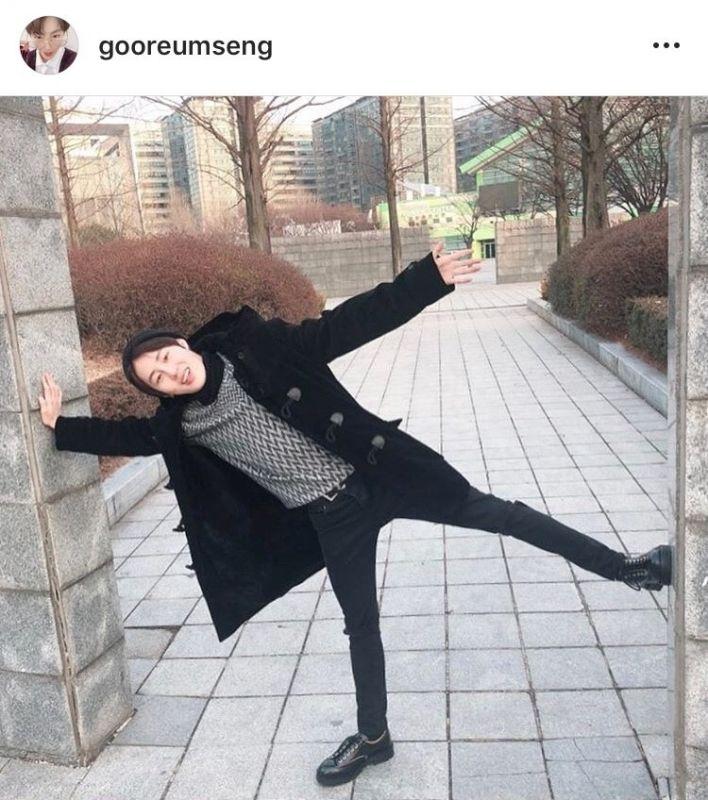 Jimin Ha SungWoon เที่ยว ไอดอลเกาหลี