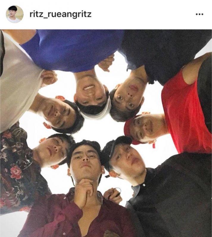 กัน นภัทร โตโน่ ภาคิน แกงส้ม ธนทัต 7 wonders concert 2018 คอนเสิร์ต