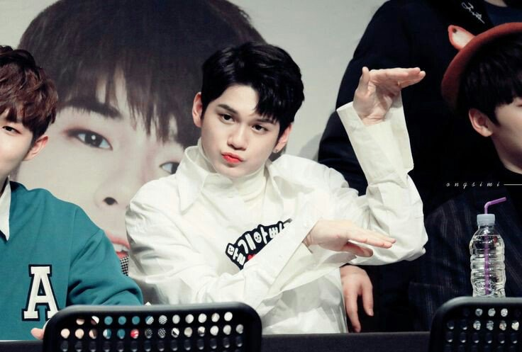 Ong SeongWu Wannaone Happy_Ong_Day