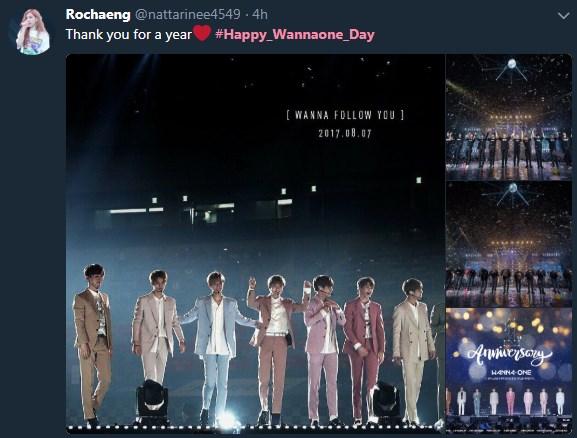 Happy_Wannaone_Day ครบรอบ เดบิวท์