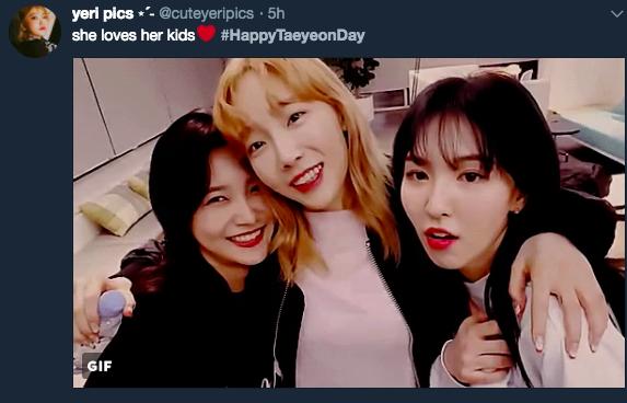 HappyTaeyeonDay