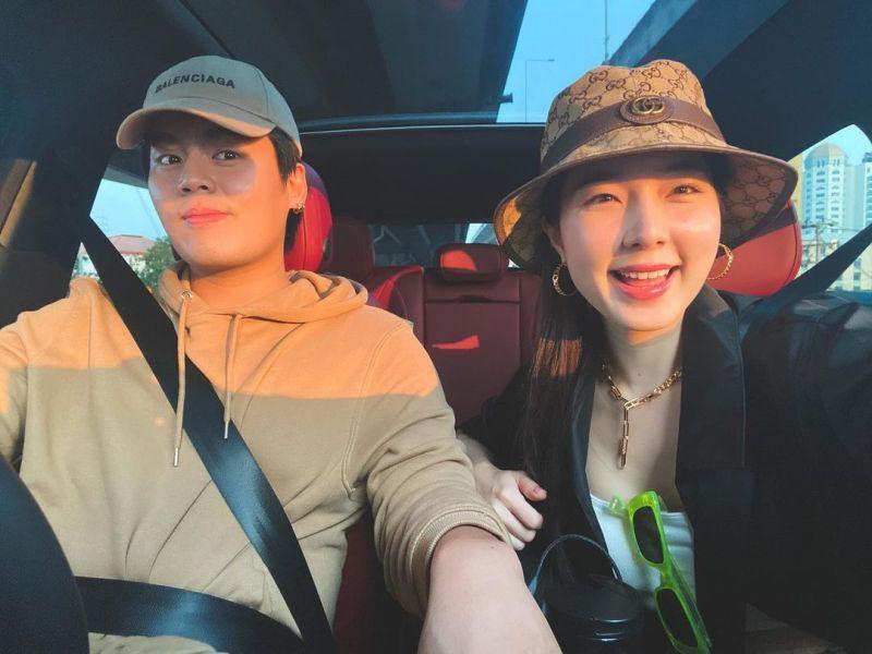 ฮั่น อิสริยะ ซอ จียอน เพลง นักร้อง คู่รัก