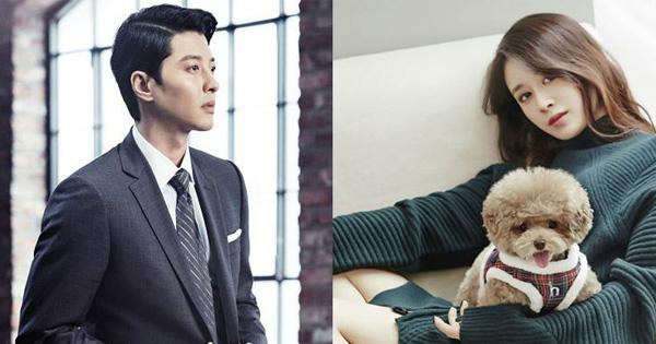 Jiyeon วง T-ARA และ Lee Dong Gun