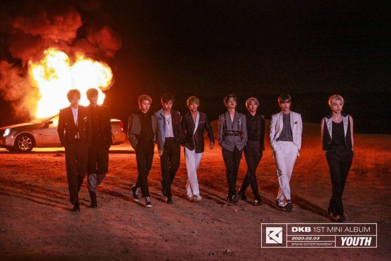 ไอดอล เกาหลี K-POP คัมแบ็ค เดือน กุมภาพันธ์