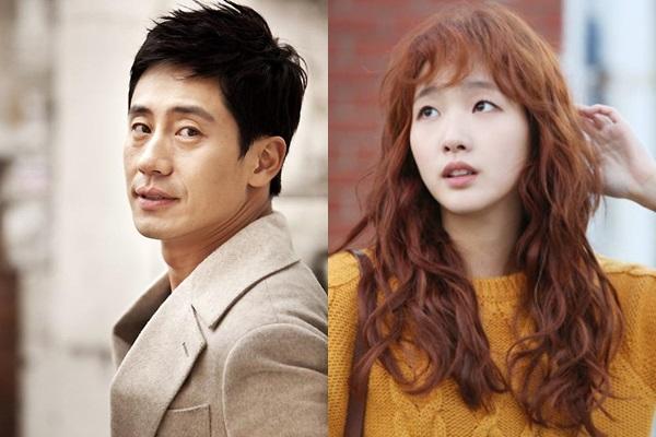 Kim Go Eun และ Shin Ha Kyun