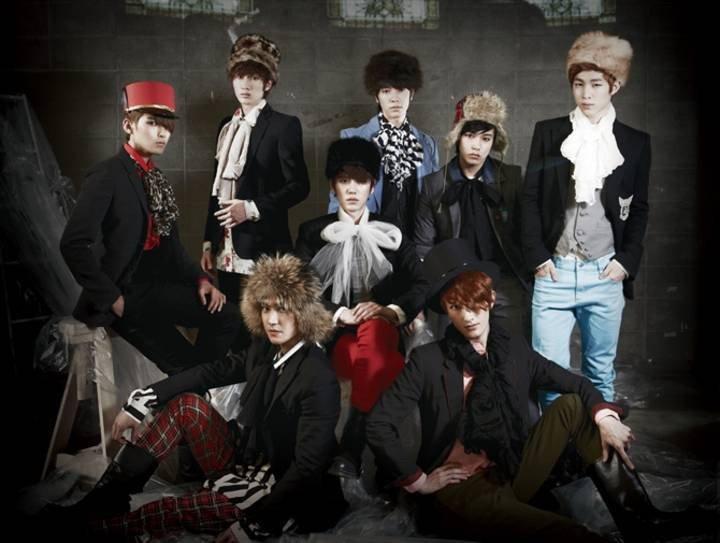 kpop idol international korea