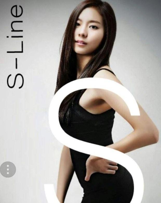 ไอดอลสาว เอวS เกาหลี kpop