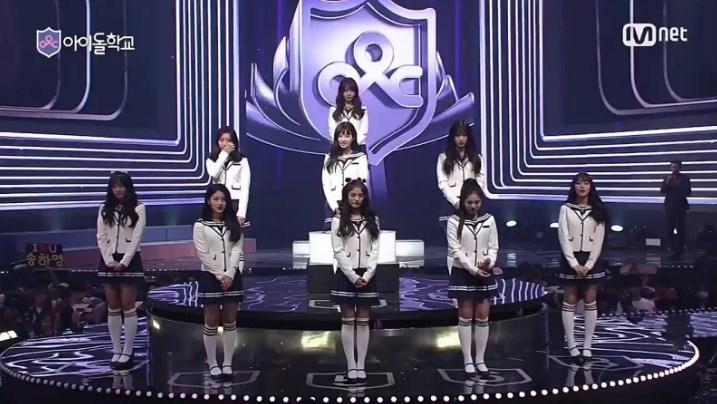 fromis 9 จากรายการ Idol School