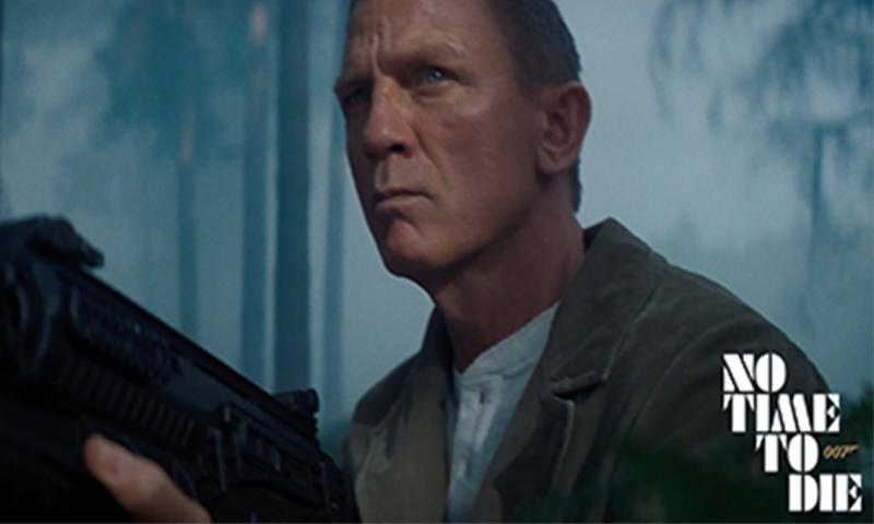 No Time To Die I 007 พยัคฆ์ร้ายฝ่าเวลามรณะ