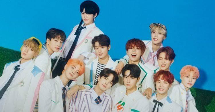 EXO-SC NCT DREAM KIM DONG HAN ELRIS