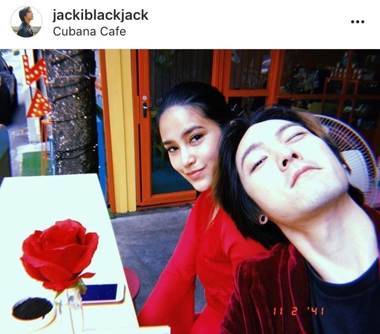 แจ็ค จารุพงศ์ ความรัก แฟน แตงค์กิ้ว