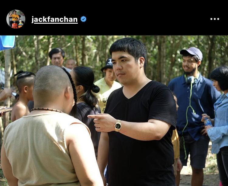 แจ็ค แฟนฉัน ผู้กำกับ ภาพยนตร์ แดงพระโขนง ดารา