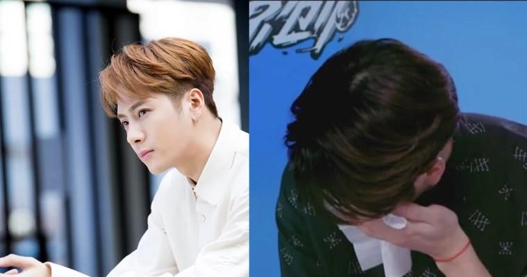 Jackson kpop idol ครอบครัว