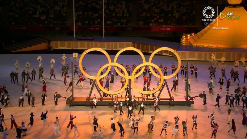 แจ็คกี้ อดิสรณ์ กีฬา โอลิมปิก