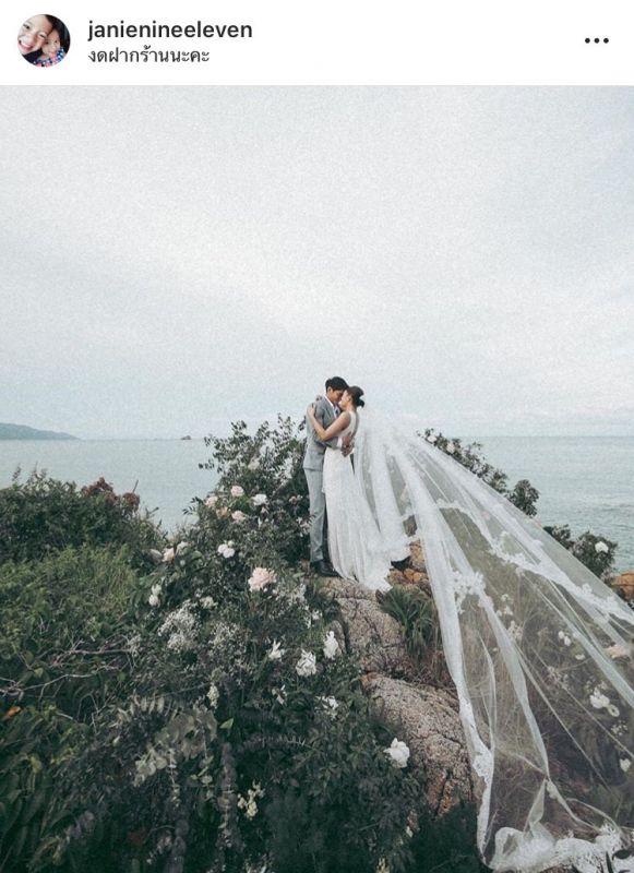 เจนี่ มิกกี้ แต่งงาน คู่รัก