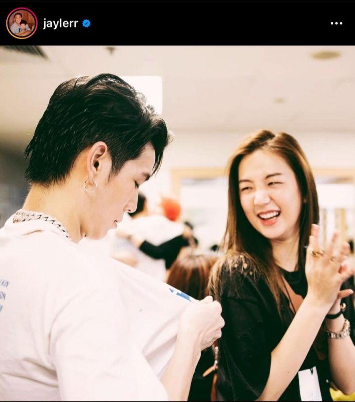 เจเจ กฤษณภูมิ ต้าเหนิง กัญญาวีร์ คู่นัก นักร้อง นางแบบ นักแสดง
