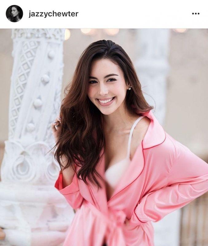 เจสซี่ The Face Thailand แฟชั่น ความมั่นใจ