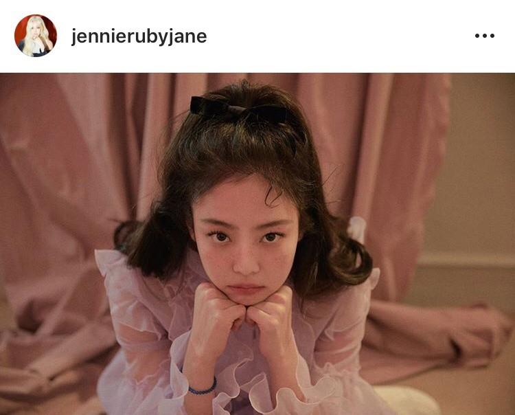 Ella Jennie kpop idol blackpink