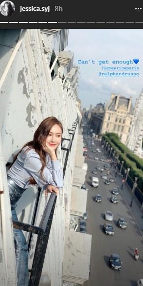ชมพู่ อารยา เจสสิก้า Girls Generation แฟชั่นวีค