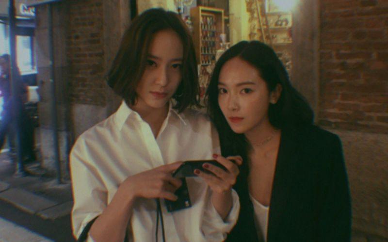 Krystal  Jessica รายการคู่ Sister Jung SM