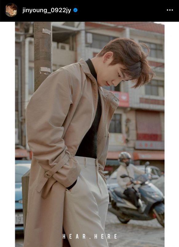 จินยอง GOT7 BH Entertainment นักร้อง เกาหลี ดารา