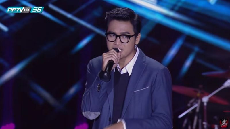 โจอี้ เดอะวอยซ์ The Voice Thailand  โค้ชป็อบ