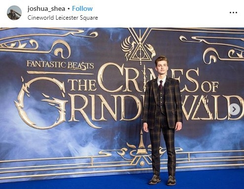 Fantastic Beasts 2 Joshua Shea
