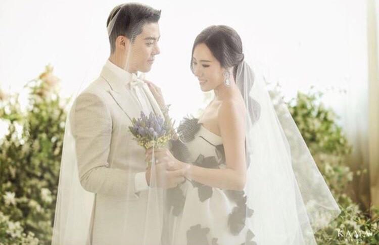 คังนัม อีซังวา แต่งงาน ไอดอลเกาหลี