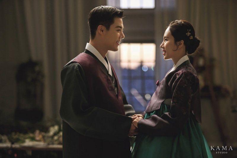 Kangnam อดีตสมาชิก M.I.B และ Lee Sang Hwa แต่งงาน พรีเวดดิ้ง