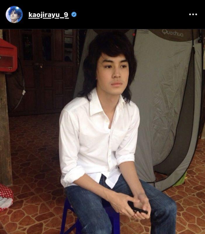 เก้า จิรายุ นักแสดง พระเอก