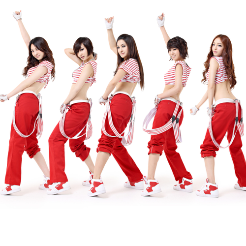 girls generation wonder girls goo nobody kara fx