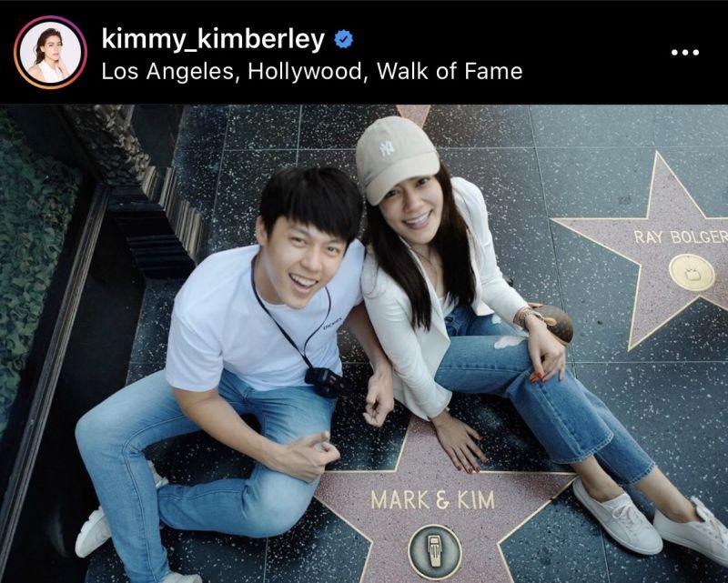 คิมเบอร์ลี่  หมาก ขอแต่งงาน ครอบครัว ลูก