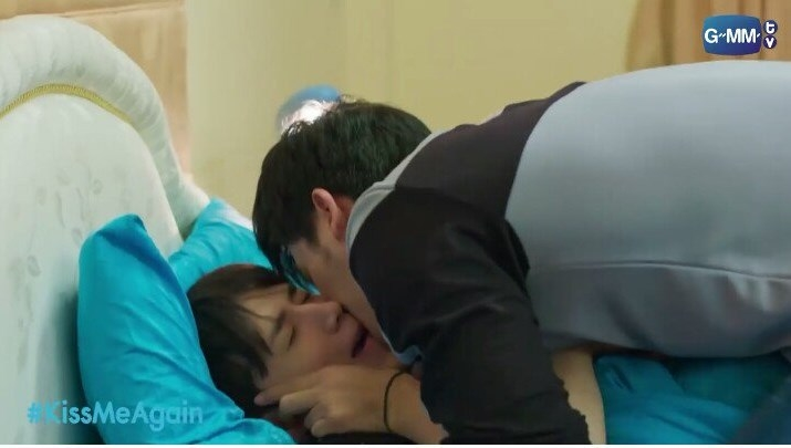 Kiss Me Again เต นิว คู่จิ้น ซีรีส์ จบ