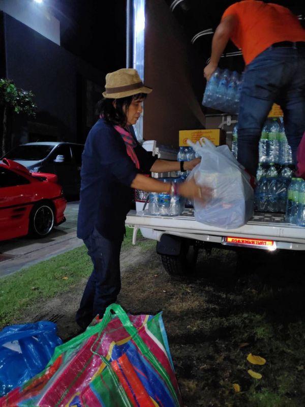 ครูสลา บ้าน น้ำท่วม น้ำท่วมอุบล