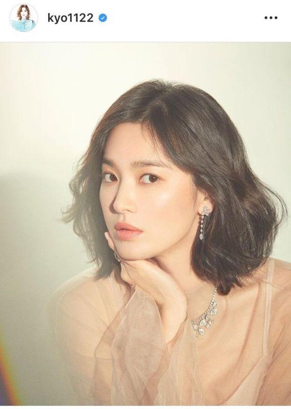 Song Hye Kyo หย่า Song Joong Ki