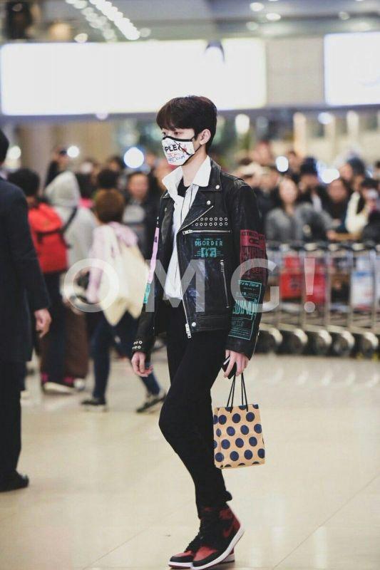 Lai Kuan Lin แฟชั่น สนามบิน LAIKUANLINGoodFeelinginBKK
