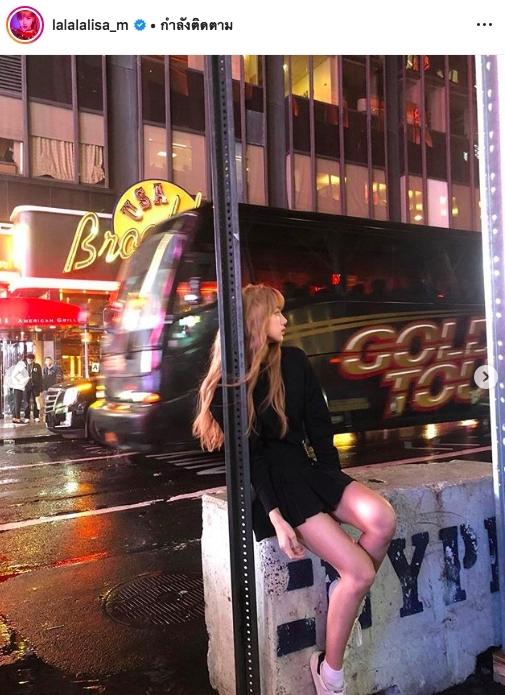 Lisa BLACKPINK พรีเซนเตอร์ แบรนด์ดัง