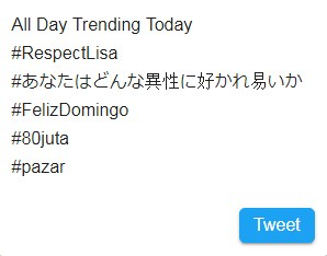 #RespectLisa