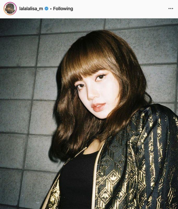 ลิซ่า BLACKPINK YG Entertainment ชื่อจริง