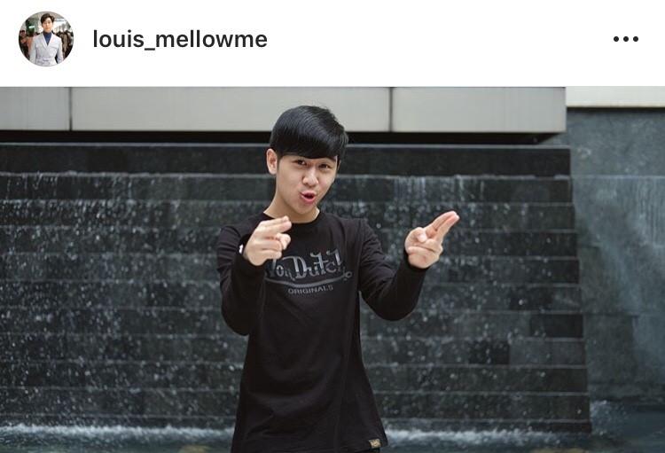 หลุยส์ mellowme นักร้องใหม่ สอน