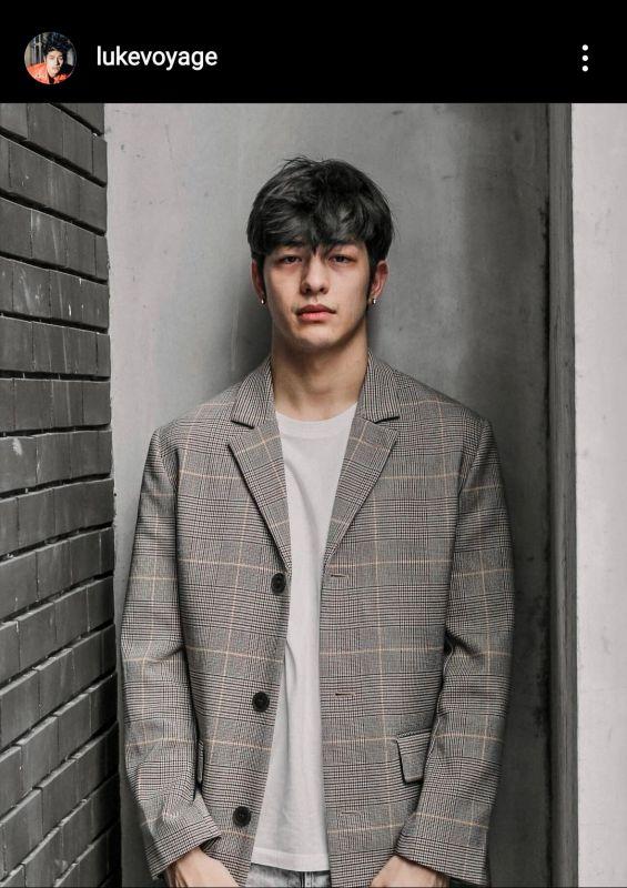 ลุค อิชิคาว่า พระเอก นักแสดง GMMTV ซีรีส์