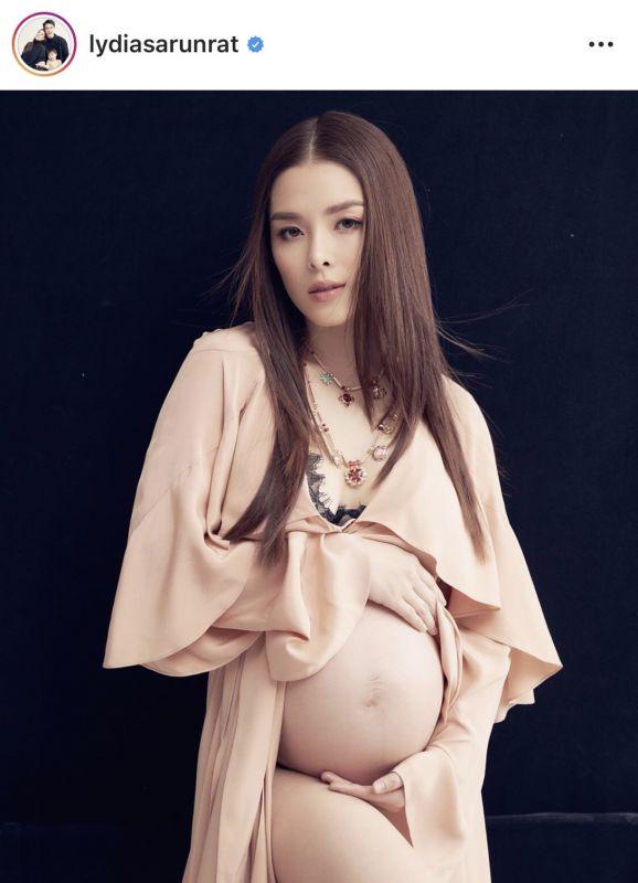 ลีเดีย ท้อง ลูก คนที่ 2 น้องดีแลน แมทธิว น้องเดมี่
