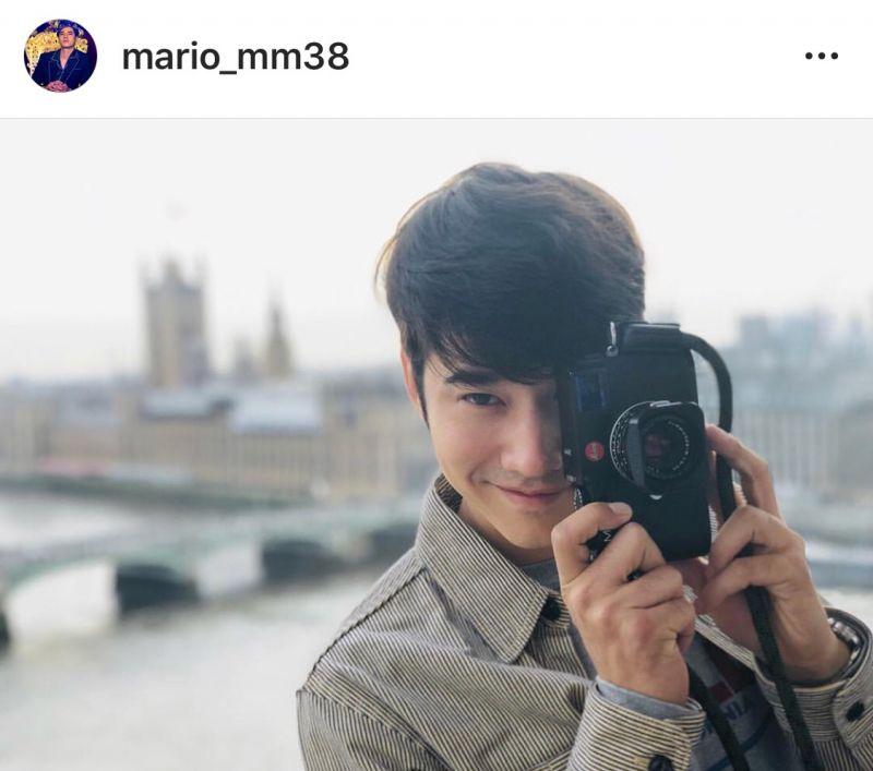 มาริโอ้ งานคู่ ใบเฟิร์น จันจิ เฝ้ากอง