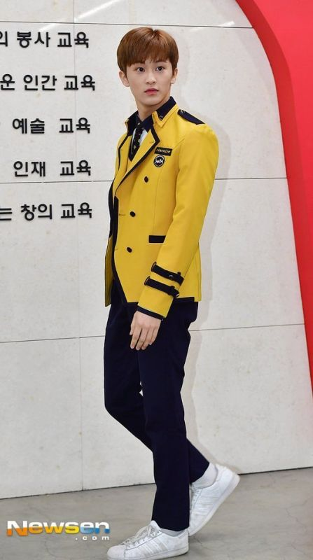 Park Ji Hoon ไอดอล เกาหลี School of Performing Arts Seoul